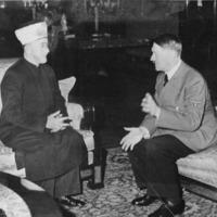 Hitlert a jeruzsálemi főmufti győzte meg a zsidók kiirtásáról