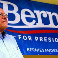 Bernie Sanders: Az első zsidó jelölt, aki előválasztást nyert Amerikában