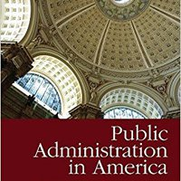 Public Administration In America Download Pdf