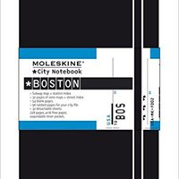 ^TOP^ Moleskine City Notebook Boston. Roman public Sarah ebroker precise