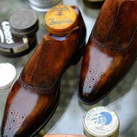 Cipőpucolás Mesterfokon - A Tökély