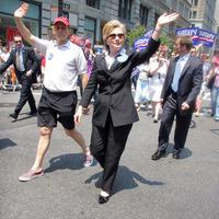First Lady-ből Elnök? - Hillary Cipői