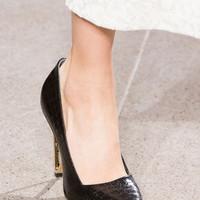 New York Fashion Week - cipőszekció
