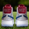 Nike+Swarowski=Golf Cipő