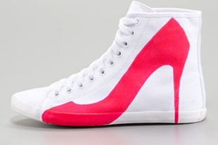 Chuck Taylor és a cipő