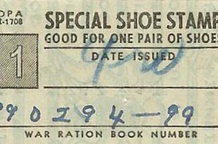 Cipőt jegyre - Cipőhöz jutás a '40-es évek Amerikájában