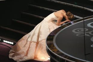 Cipő Pillanatok az Oscaron