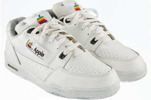 Apple Sneaker a '90-es Évekből