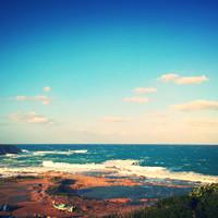 A tenger télen - Ciprus télen - szép képekkel