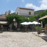 Hegyi falvak Cipruson - Omodos