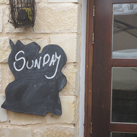 Jó éttermek Paphos környékén - The Vineyard Taverna - Letymbou