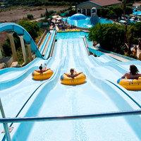 Aphrodite Waterpark – vízipark Páfoszon