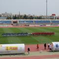 Ciprus - Magyarország rögbi meccs Paphoson