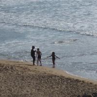 Karácsonyi strandolás Cipruson