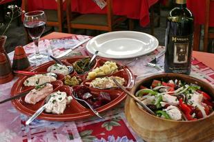 Ciprusi ételek - ciprusi gasztronómia