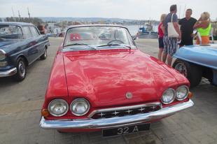 Veterán autó találkozó Paphoson - ciprusi programok