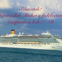 Szex,botrány, Metoo - Invázió!!! - Bírság álldogálásért - Világ legnagyobb hajója