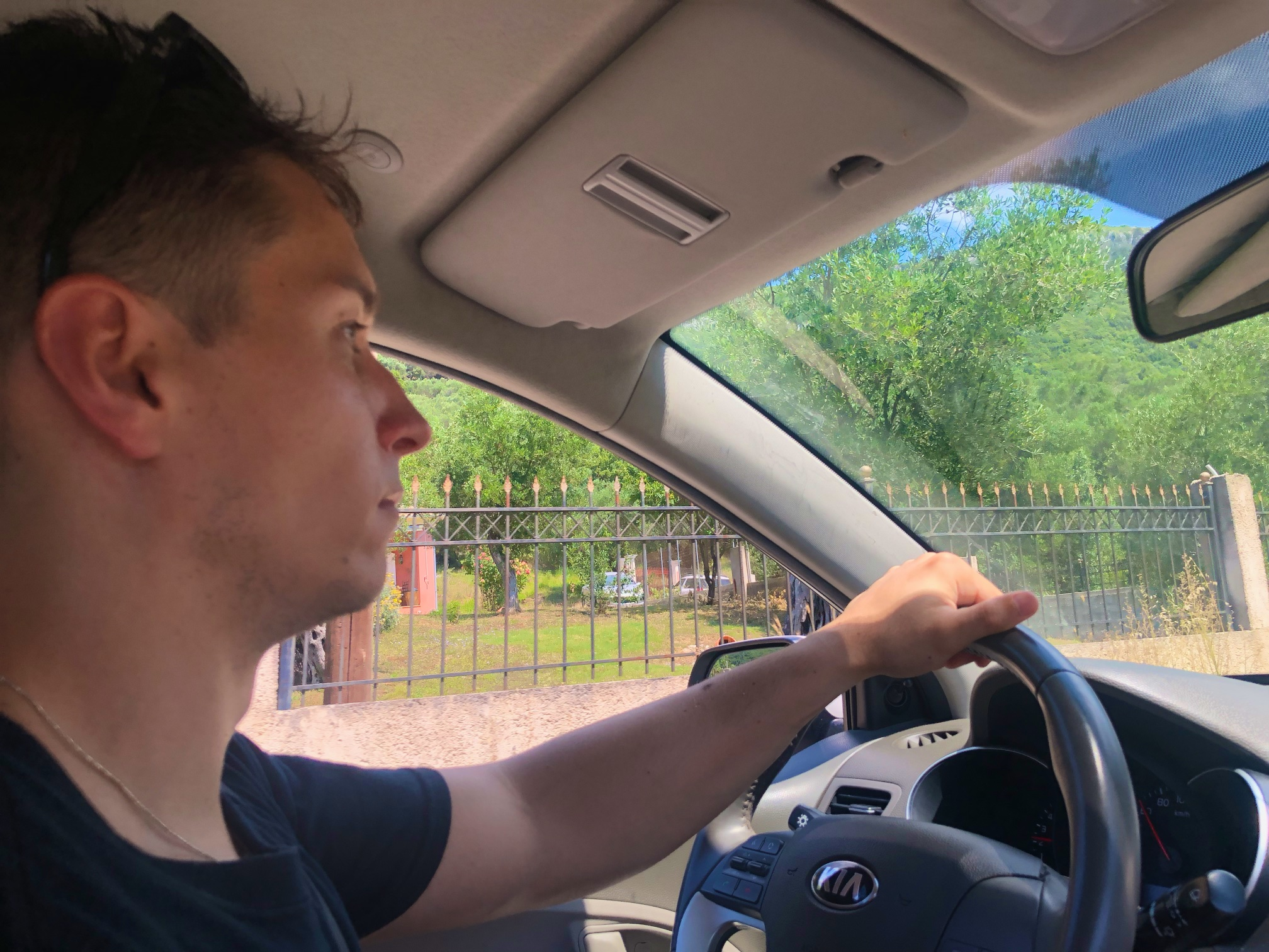 Oli vezetett :D 4 kocsival mentünk!