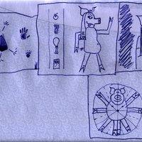 Művészeti irányzatok Cirmi nézetből.