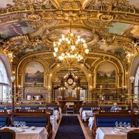 Ilyen egy igazi vasúti étterem