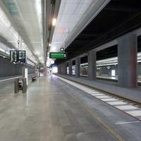 Malmö alatt vonattal: a Citytunneln