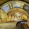 City Hall - a legszebb elveszett metróállomás