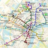 Leszólták a szegedi tömegközlekedési térképet