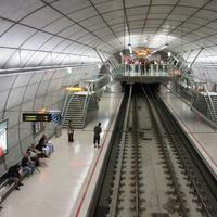 Egy kisváros metrója