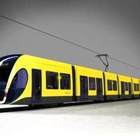 Bombardier villamosok az Aranyparton
