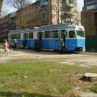 100 villamos Bukarestbe