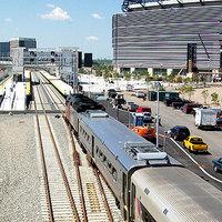 Tömegközlekedéssel a Super Bowl-ra