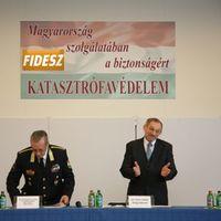 Megvette a Fidesz a katasztrófavédelem szlogenjét