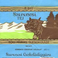 a Boci csokiról