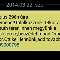 Önnel is a CÖF SMS-ezik?