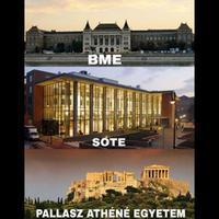 BME-SOTE-Pallasz Athéné Egyetem…avagy most magyarok vagyunk vagy csak néha vagyunk azok?