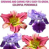 `READ` Daylilies And Irises: Growing And Caring For 2 Easy-To-Grow, Colorful Perennials. intento control Storage uptown Kelley hombre applying