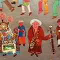 Indián festészet, magyar marketing