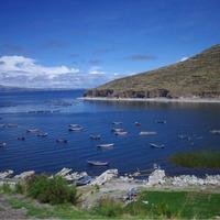 Élet a Titicaca-tavon