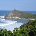 Mögöttem a láthatatlan hegy, előttem a haragos tenger