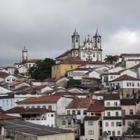 Ouro Preto, a brazil aranyváros