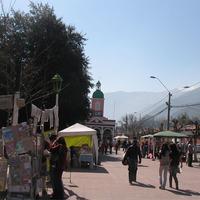 Tavasz az Andokban