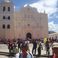 Hondurasi pillanatkép