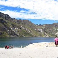 Gyalog az Andokban