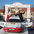 Credobus Eger Rally, Elindult a historic rally szezon.
