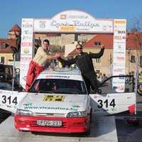 Credobus Eger Rally, Elindult a historic rally szezon.