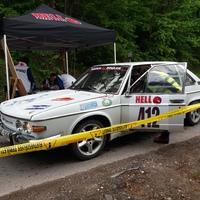 Miskolc Rally-n az öreg vasak