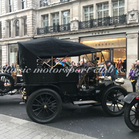 2019. London to Brighton Veteran Car Run