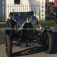 2020. Vintage Sports Car Club Driving Tests
