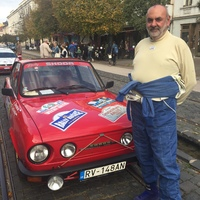 2019. Rally Kosice Historic