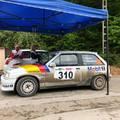 25.Miskolc Rally, historic rally bajnokság második forduló.